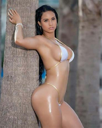 Colombian girls beautiful most Are Colombian